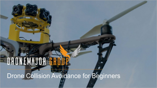 Drone Collision Avoidance for Beginners