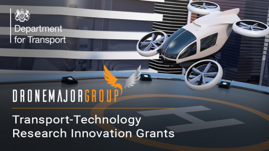 DfT Transport-Technology Research and Innovation Grants