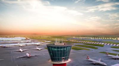 Robert Garbett's Take on Air Drone's Latest Run-in: Heathrow Airport
