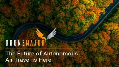 The Future of Autonomous Air Travel is Here_eVTOL