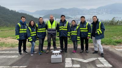 RUSTA delivers regulatory consultancy service to the Civil Aviation Department of Hong Kong_Drone Major