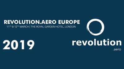 Revolution Aero Europe 2019: Learn and Network with the Best