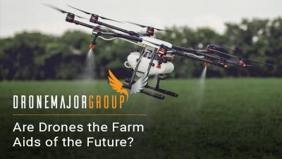 drones in the agriculture industry