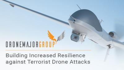Building Increased Resilience against Terrorist Drone Attacks