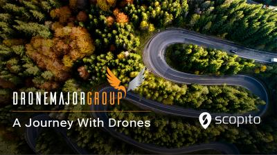 A journey with drones