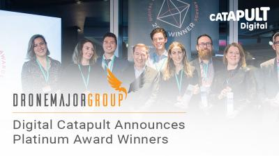 Digital Catapult announces Platinum Award winners