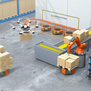 Manufacturing/Supply Chain Image